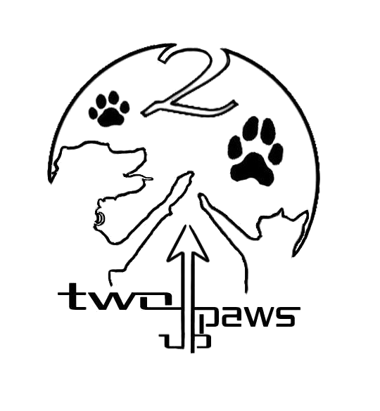 Two Paws Up